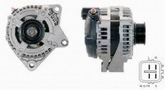 BOSCH Lichtmaschine Generator Volvo  C70 l Cabriolet Coupe S40 l S60 S70 DENSO